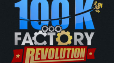 100k factory revolution review